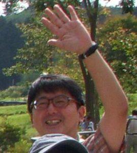 ウイズの理事で実行委員の前田さん